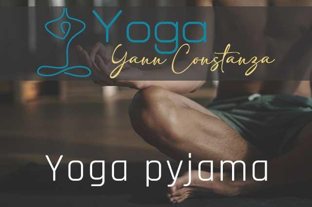 yoga pyjama